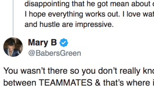 Draymond Green's Mom Goes Off on Haters and Defends Her Son on Twitter