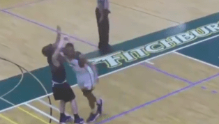 Fitchburg State Player Kewan Platt Suspended Indefinitely and Banned From Campus for Dirty Play