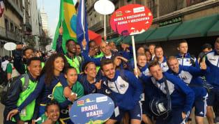 Aplausos   Arrancó la Homeless World Cup 2018 en la Ciudad de México
