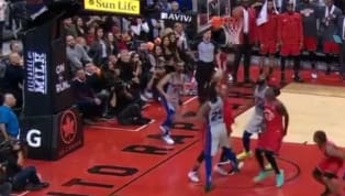 VIDEO: Pistons Stun Raptors at the Buzzer to Earn Revenge for Dwane Casey