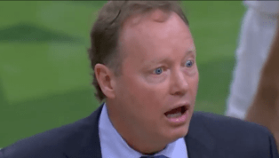 VIDEO: Mike Budenholzer Got Ejected and Looked Like a Concerned Fish