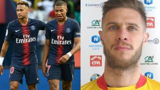 Les tweets énormes d'un joueur d'Orléans qui va affronter le PSG en Coupe de la Ligue