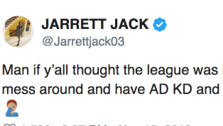 Jarrett Jack Doubles Down on Rumors Kevin Durant and Anthony Davis Will Join LeBron in LA