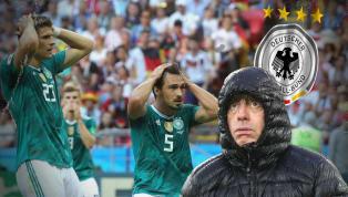 DFB in der Nations League: Die größten Blamagen der Nationalmannschaft