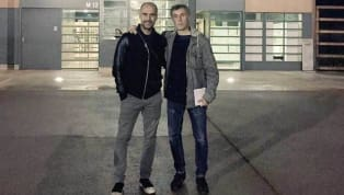 Pep Guardiola Met Catalan pro-Independence Prisoners in Jail