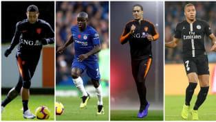 Ligue des Nations : Le XI combiné de Pays-Bas - France
