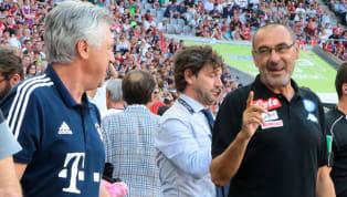 Sarri contro Ancelotti, a Napoli trionfano i partitini! Paragone assurdo e vi spieghiamo perché