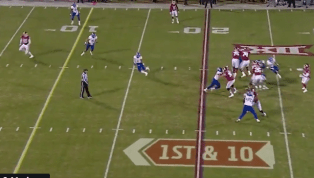 VIDEO: Sooners Take the Lead on Kyler Murray TD Pass to Carson Meier