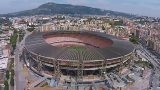 """Napoli, San Paolo in restyling. Il commissario Basile: """"Stiamo rispettando i tempi..."""""""