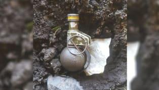 Encontraron una granada en un estadio del ascenso argentino