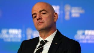 """Mondiali 2022, Infantino annuncia: """"Si giocherà in inverno. 48 squadre? Non lo escludo"""""""