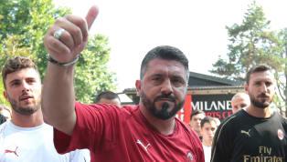 """Milan, Gattuso: """"Terrei Bonucci, ma rispetterò le sue scelte. Su Morata e Leonardo..."""""""