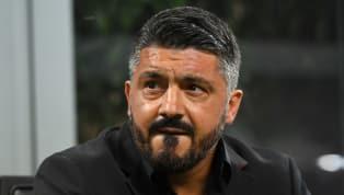 "Milan, Gattuso: ""Atalanta avversario rognoso. Cutrone? Vediamo, lui vuole rientrare"""