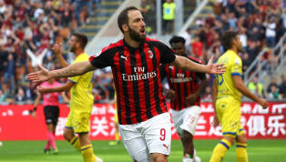Gonzalo Higuain Compares Milan & Madrid Derbies While Revealing He Was Forced Out of Juventus