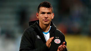 Manchester United to Reportedly Battle Barcelona and Everton for PSV Winger Hirving Lozano