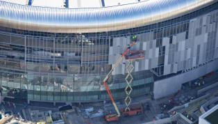 Tottenham: Neues Stadion der Spurs wird erst 2019 fertig