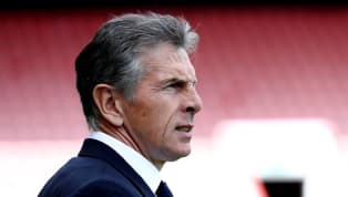 Claude Puel Hits Out at 'Lack of Focus' in Bournemouth Battering on Saturday