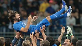 VIDEO: Huyền thoại thăng hoa,14 bàn thắng được ghi trong ngày chia tay Pirlo