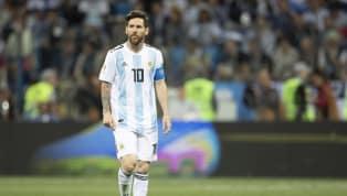 Argentina Tampil Buruk di Piala Dunia 2018, Messi Diprediksi Akan Kembali Pensiun