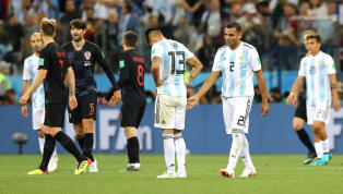 Croatia gây khó cho Argentina ở loạt trận cuối cùng