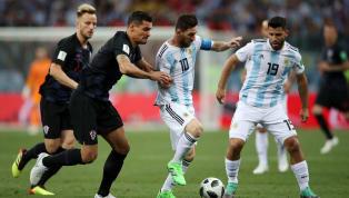 Aguero Kesal dengan Komentar Sampaoli Setelah Argentina Kalah Telak