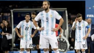 Argentina nhận hai tin sốc liên tiếp sau khi bị Croatia hủy diệt