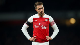 Report Claims Bayern Munich Have Joined the Race to Sign Arsenal's Aaron Ramsey