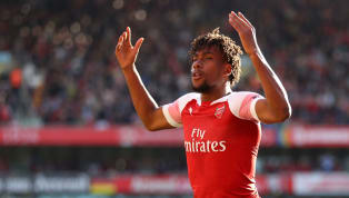 Arsenal Winger Alex Iwobi Reveals How Unai Emery Has Already Made Him a Better Player
