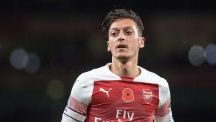El futbolista del Real Madrid que más se enfado tras la venta de Özil al Arsenal