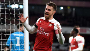 Unai Emery Praises Aaron Ramsey for Professional Attitude as Arsenal Career Seemingly Nears End