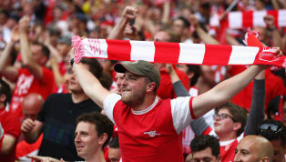 Arsenal Fans Rave About Star Striker Following 'World Class' Finish Against Everton