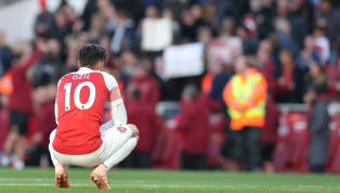 Arsenal Club Legend Charlie Nicholas Believes Mesut Ozil Could Be Sold in January