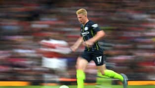 Manchester City Reveal How Long They Expect Kevin de Bruyne to Be Out With LCL Injury
