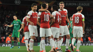 Europa League: Three Things we Learned From Arsenal's 4-2 win Over Vorskla