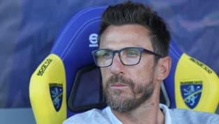 """Roma, Di Francesco: """"Su certi campi non si può giocare. Alisson? Speriamo di batterlo..."""""""