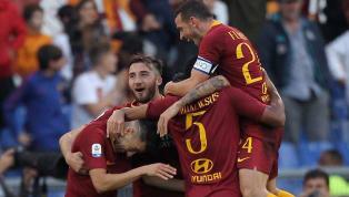 La Roma ne fa 4 alla Samp (si sblocca Schick). Primo punto per Ventura. Esordio vincente per Iachini