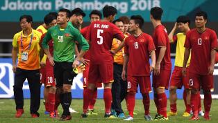 Chiều cao trung bình của tuyển Việt Nam kém xa tuyển Thái Lan ở AFF Cup 2018