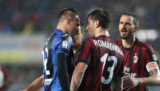 AC Mailand - Atalanta Bergamo   Die offiziellen Aufstellungen