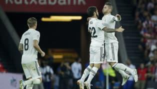 Real Madrid - AS Rom | Die offiziellen Aufstellungen
