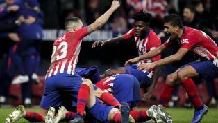 La increíble racha que rompió el Atlético de Madrid en el partido frente al Athletic
