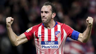 Man Utd 'Hold Positive Talks' Over Rumoured £20m Deal for Atletico Madrid Star Diego Godin