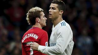 Ronaldo Dikabarkan Kesal Terkait Kontrak Baru Antoine Griezmann