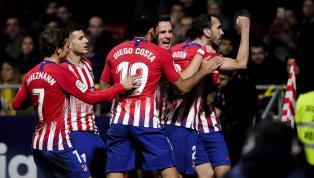 UE Sant Andreu - Atletico | Die offiziellen Aufstellungen