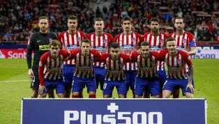 La posible alineación del Atlético de Madrid en Leganés