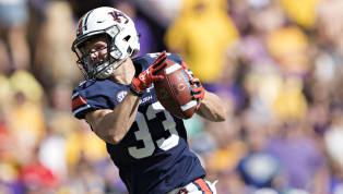 Auburn Wideout Will Hastings Expected to Be Back By Midseason