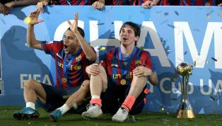 El mensaje de Dani Alves a Messi tras conseguir su 33º titulo