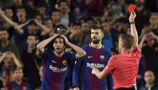Sergi Robertos Sperre bleibt auch beim Supercup bestehen