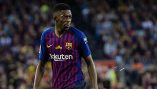 Xavi Dukung Dembele untuk Bisa Bersinar di Barcelona