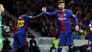 Keterlibatan Pique dan Umtiti Terkait Video Griezmann Membuat Barcelona Kecewa