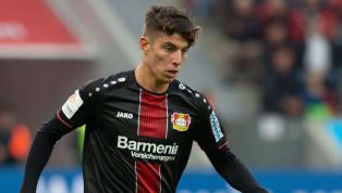 Bayer Leverkusen: Volle Begeisterung für Havertz